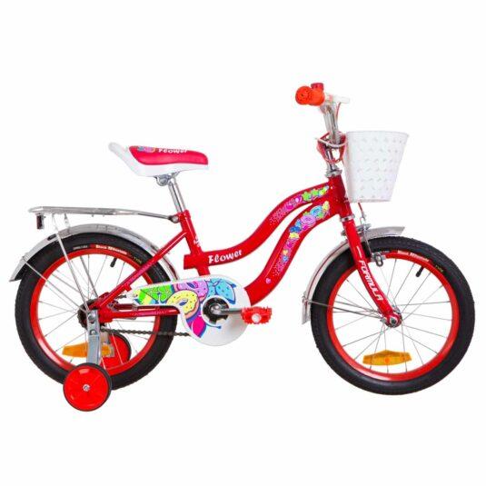 Детский Велосипед 16 Formula FLOWER  2019 4
