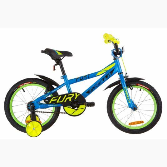 Детский Велосипед 16 Formula FURY 2019 2