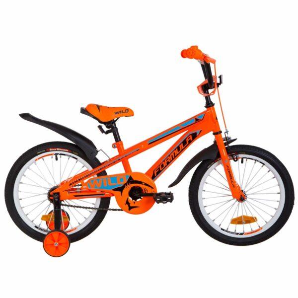 Детский Велосипед 18 Formula WILD  усилен. 2019 5
