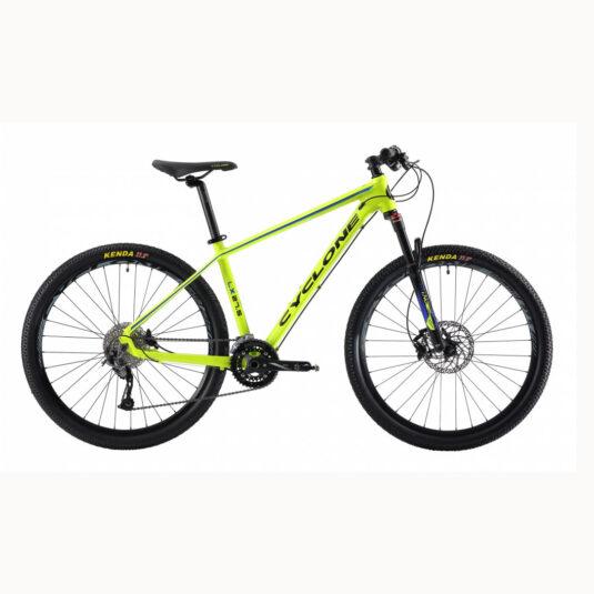 """Горный Велосипед Сyclone 27,5 LX-650b   17"""" (зеленый) 1"""