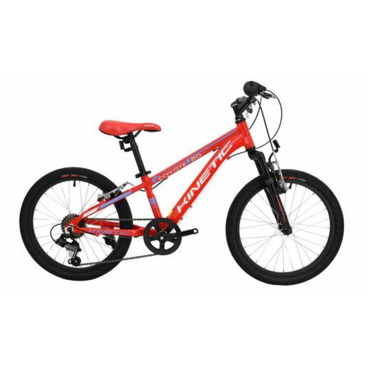 Горный Детский Велосипед 20 Kinetic COYOTE 2019 4