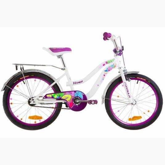 Детский Велосипед 20 Formula FLOWER 2019 1