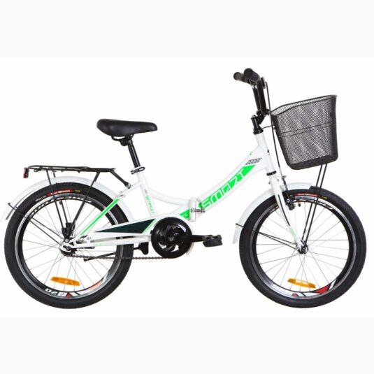 Детский Велосипед 20 Formula SMART с корзиной 2019 1