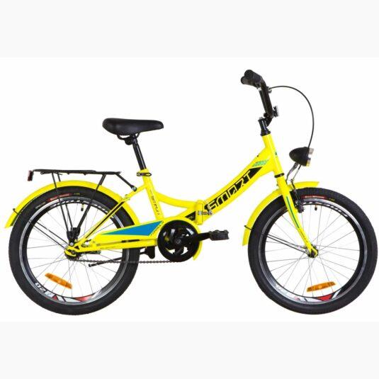 Детский Велосипед 20 Formula SMART с фонарём 2019 3