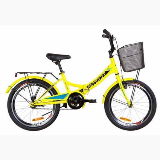 Детский Велосипед 20 Formula SMART с корзиной 2019 2