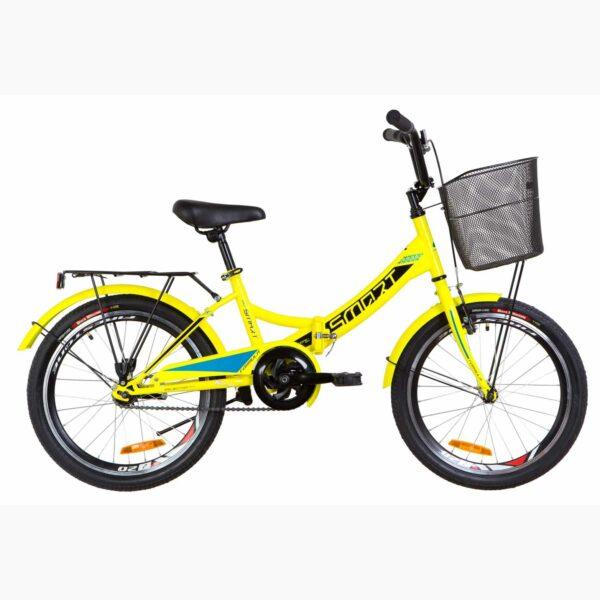 Детский Велосипед 20 Formula SMART с корзиной 2019 5