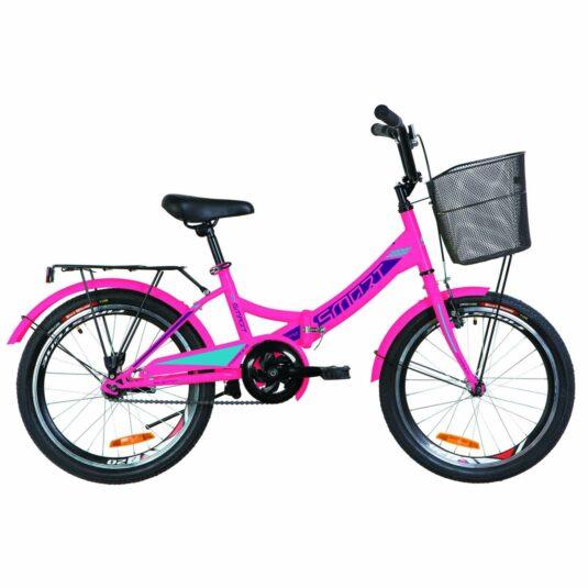 Детский Велосипед 20 Formula SMART с корзиной 2019 3