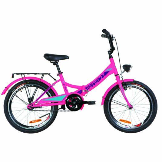 Детский Велосипед 20 Formula SMART с фонарём 2019 2