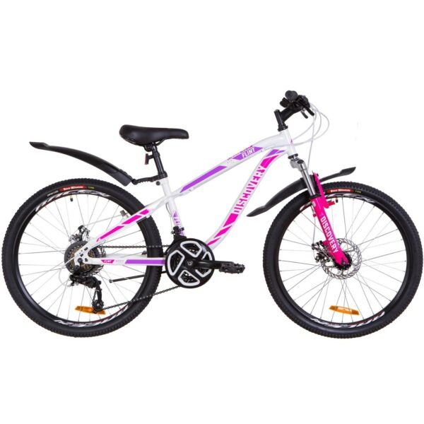 Подростковый Велосипед 24  Discovery FLINT DD 2019 2