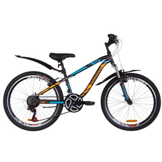 Подростковый Велосипед 24 Discovery FLINT 2019 2