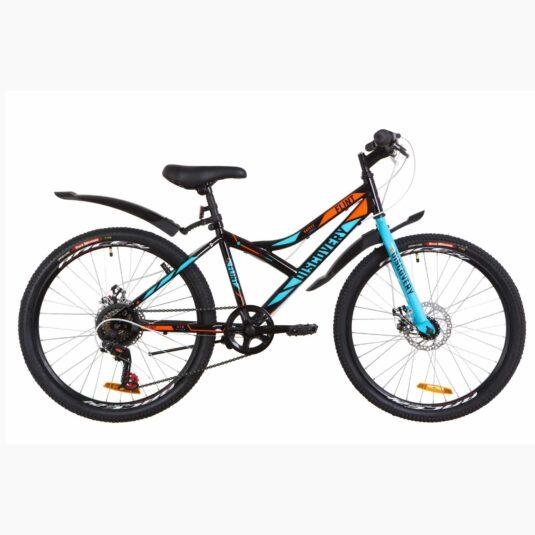 Подростковый  Велосипед 24 Discovery FLINT regid  DD  2019 5
