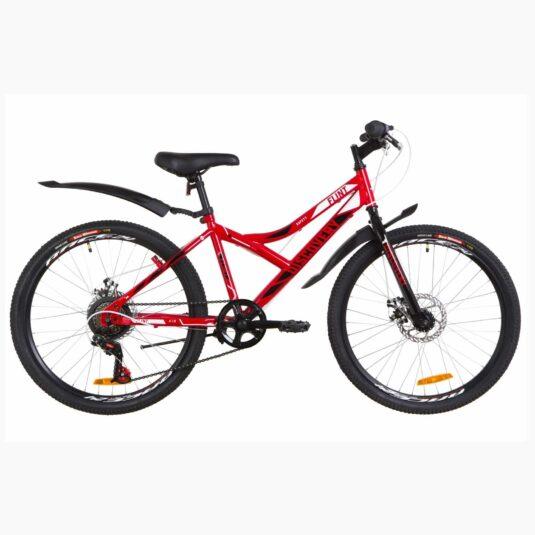 Подростковый  Велосипед 24 Discovery FLINT regid  DD  2019 2