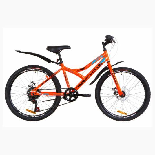 Подростковый  Велосипед 24 Discovery FLINT regid  DD  2019 3