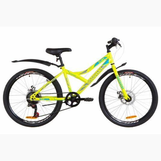 Подростковый  Велосипед 24 Discovery FLINT regid  DD  2019 4