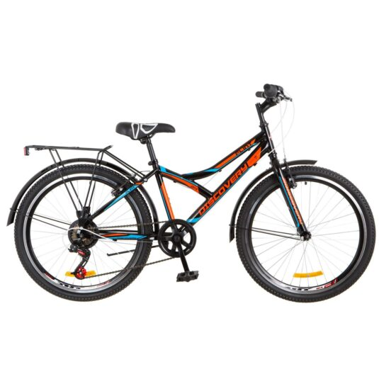 Подростковый Велосипед 24   Discovery FLINT MC 2019 2