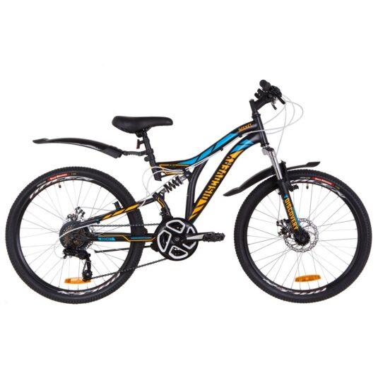 Подростковый Велосипед 24 Discovery ROCKET DD 2019 2