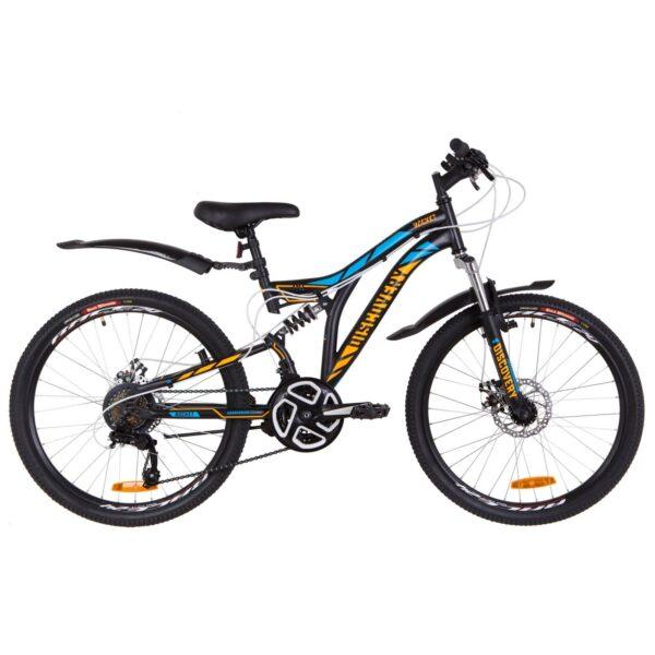 Подростковый Велосипед 24  Discovery ROCKET DD 2019 19