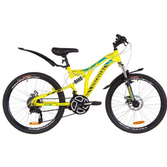 Подростковый Велосипед 24 Discovery ROCKET DD 2019 1