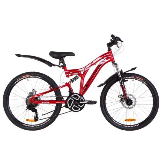 Подростковый Велосипед 24 Discovery ROCKET DD 2019 3