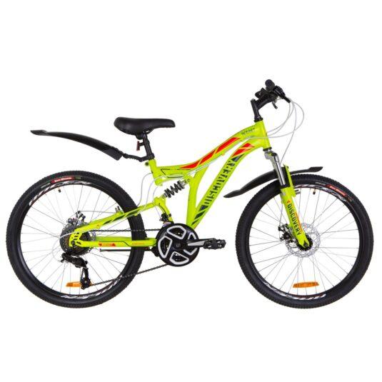 Подростковый Велосипед 24 Discovery ROCKET DD 2019 4