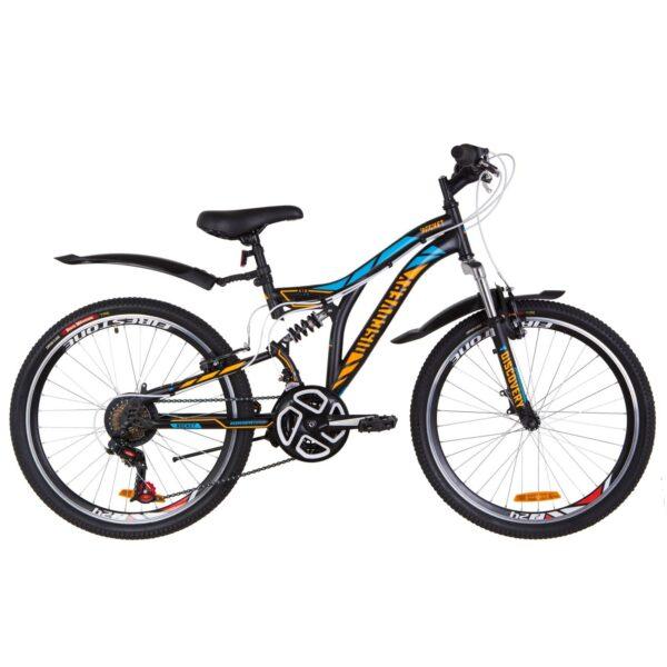 Подростковый Велосипед 24  Discovery ROCKET 2019 3