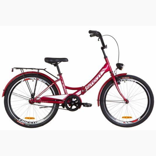 Детский Велосипед 24 Formula SMART с фонарём 2019 1