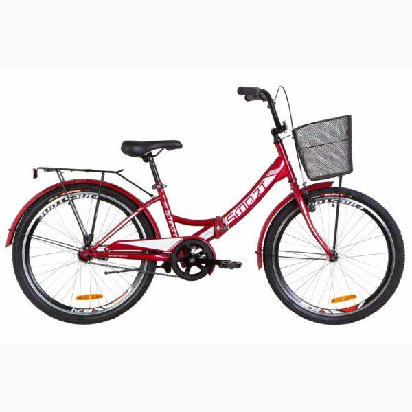Детский Велосипед 24 Formula SMART с корзиной 2019 2