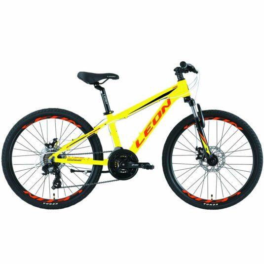 Велосипед 24 Leon JUNIOR DD 2019 3