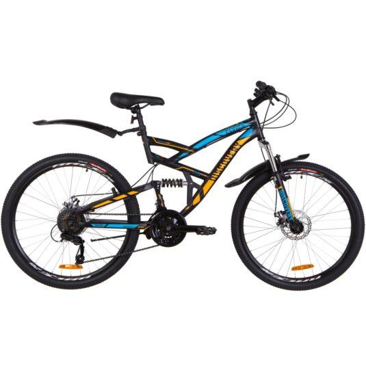 Двухподвесный Велосипед 26  Discovery CANYON DD 2019 4