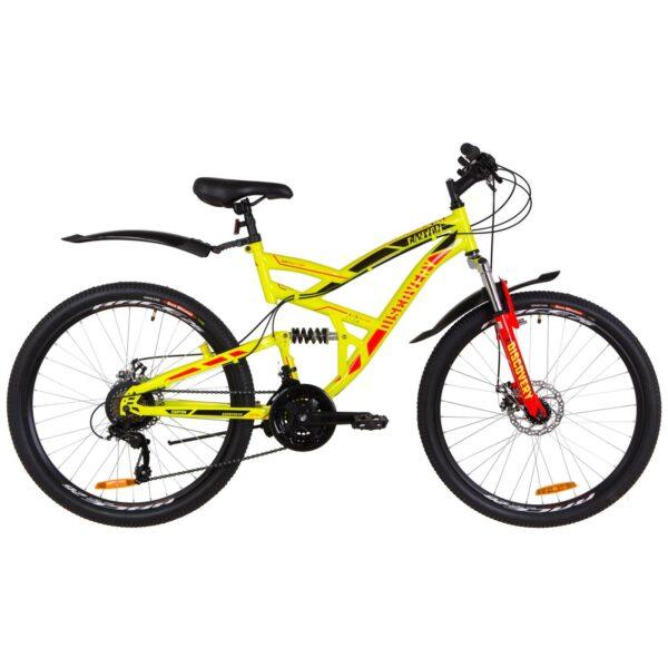 Двухподвесный Велосипед 26  Discovery CANYON DD 2019 6