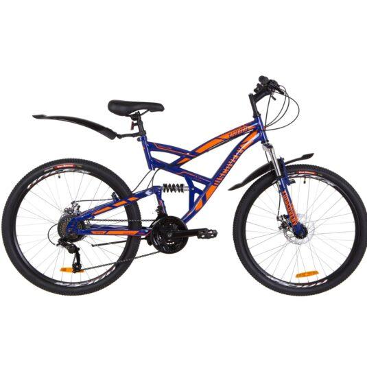 Двухподвесный Велосипед 26  Discovery CANYON DD 2019 3