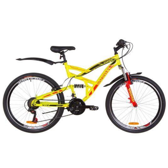Двухподвесный Велосипед 26  Discovery CANYON 2019 6