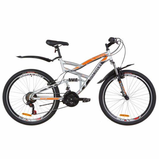Двухподвесный Велосипед 26  Discovery CANYON 2019 2
