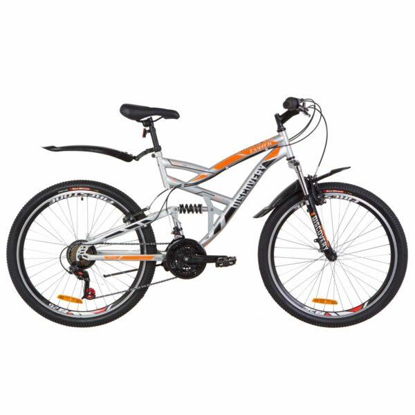 Двухподвесный Велосипед 26  Discovery CANYON 2019 10