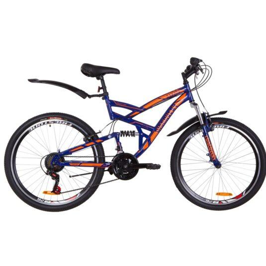Двухподвесный Велосипед 26  Discovery CANYON 2019 1