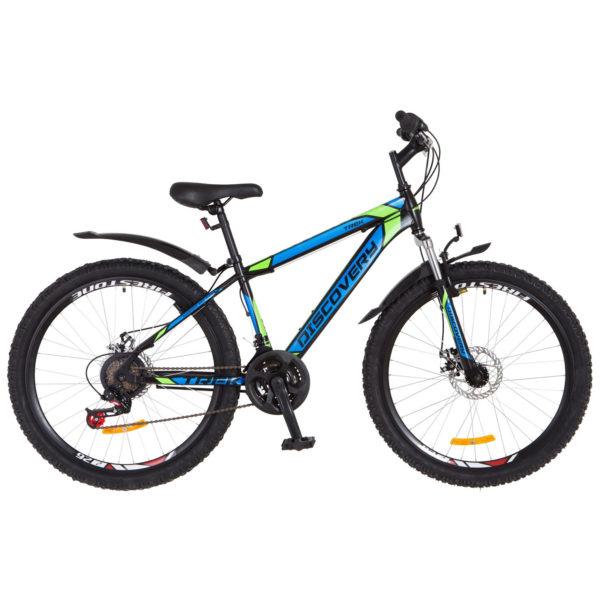 Подростковый Велосипед 26  Discovery TREK DD 2019 21