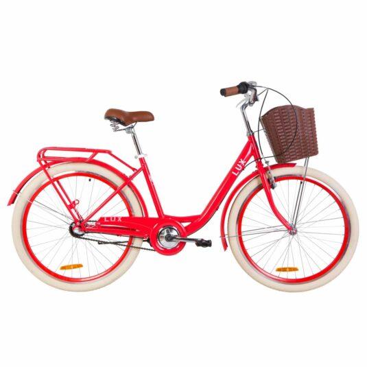 Велосипед 26 Dorozhnik LUX  планет. 2019 1