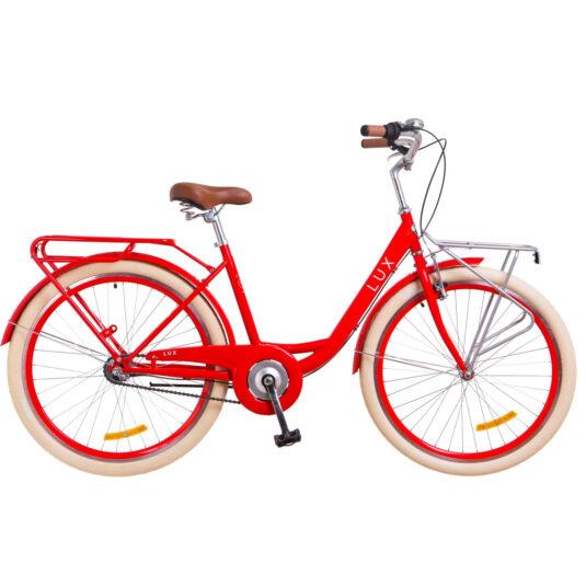 Велосипед 26 Dorozhnik LUX  планет. 2019 3