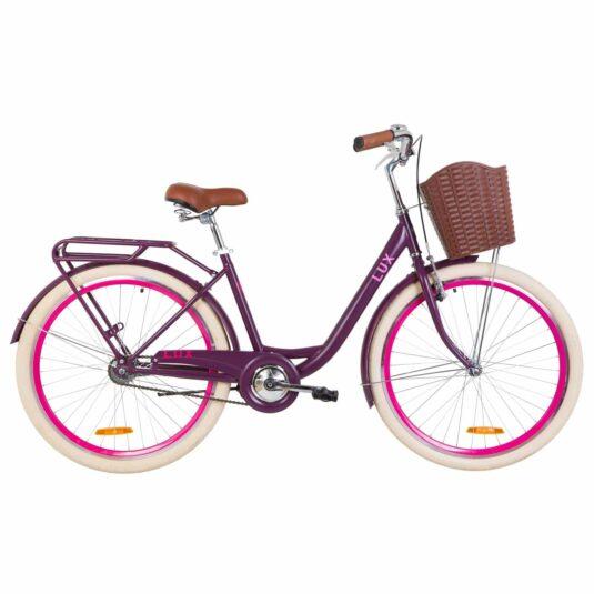 Велосипед 26 Dorozhnik LUX  планет. 2019 2