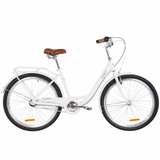 Велосипед 26 Dorozhnik RUBY планет. 2019 1