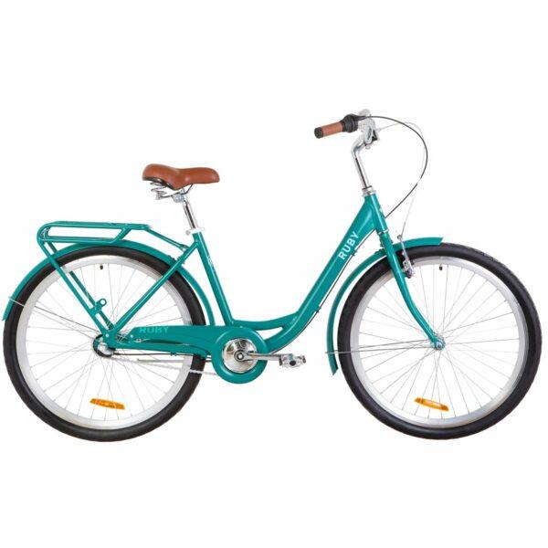Велосипед 26 Dorozhnik RUBY планет. 2019 5