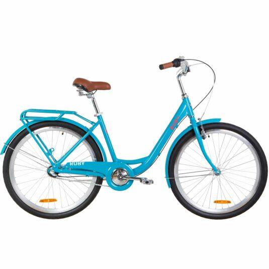 Велосипед 26 Dorozhnik RUBY планет. 2019 3