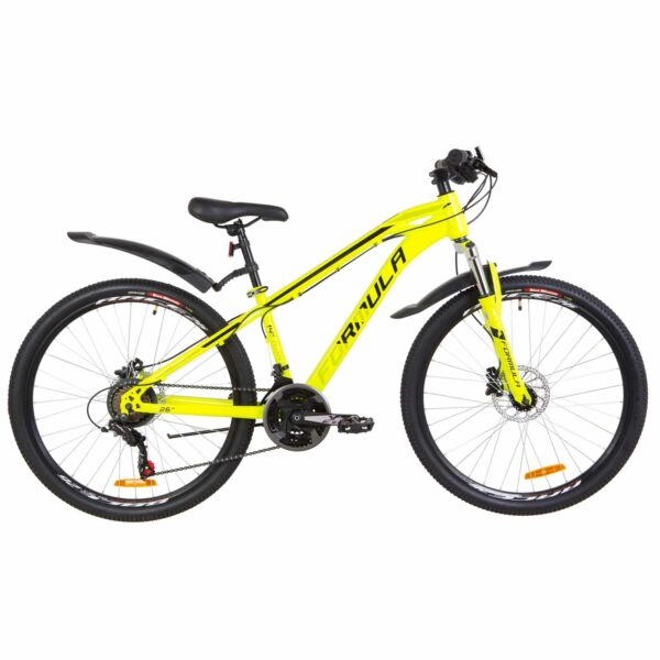 Подростковый Велосипед 26 Formula DAKAR HDD 2019 18