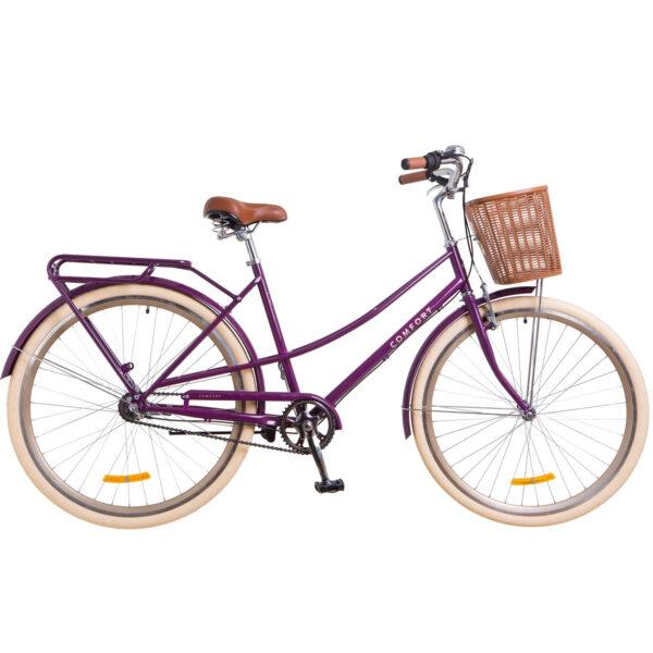 Городской Велосипед 28 Dorozhnik COMFORT FEMALE  планет. 2019 3