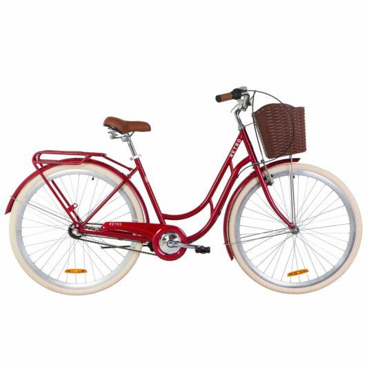 Велосипед 28 Dorozhnik RETRO планет. 2019 1
