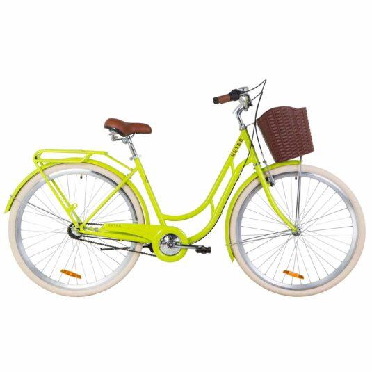 Велосипед 28 Dorozhnik RETRO планет. 2019 3