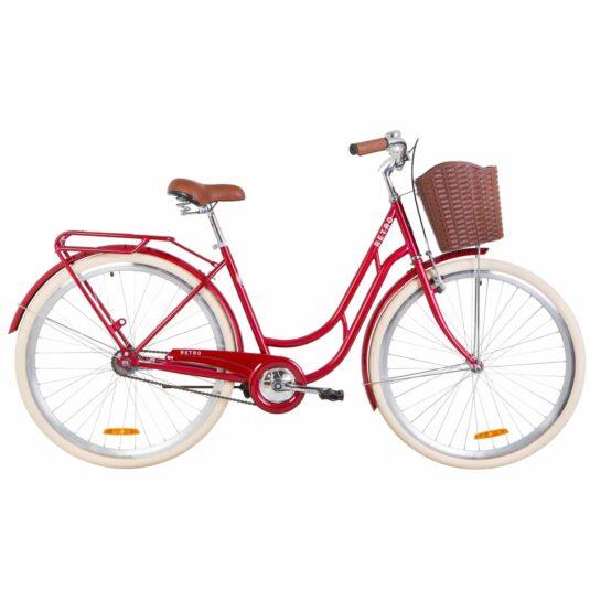 Велосипед 28 Dorozhnik RETRO 2019 1