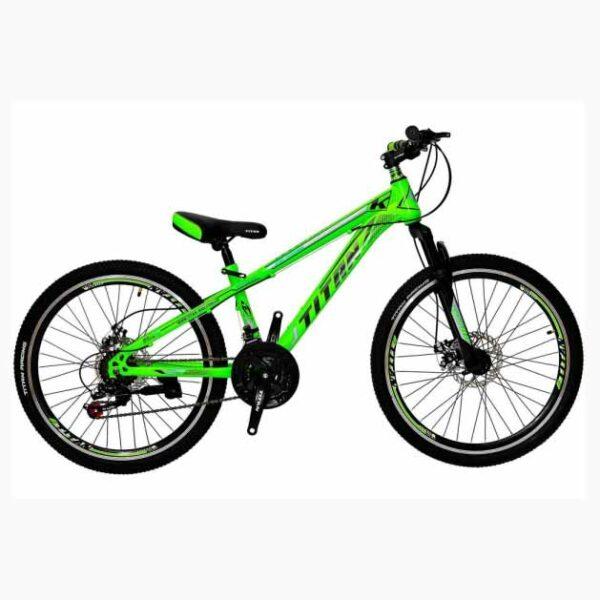 Горный Велосипед 24 Titan Maxus 2019 7