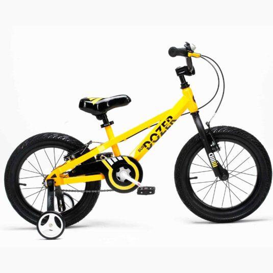 Велосипед 18 RoyalBaby BULL DOZER 2019 1
