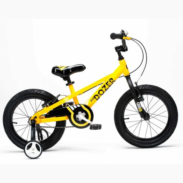 Велосипед 16 RoyalBaby BULL DOZER 2019 5